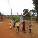Dr. Peter McGraw in Tanzania - The Humor Code
