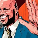 Did you hear the one about Shaquille O'Neal invading the humor-research conference?