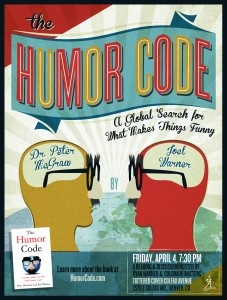 Humor Code takes over Tattered Cover Colfax