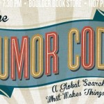 The Humor Code takes over the Boulder Bookstore
