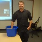 Joel Warner at the Humor Research Lab (HuRL)