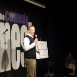Peter McGraw at the Comedy Nest Montreal